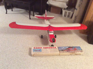 3 - RC Model Airplanes fully assembled