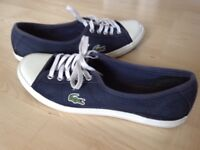 Lacoste shoes size 3