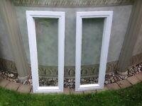 Fenêtres de cabanon