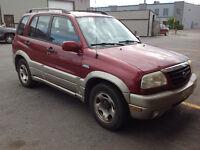 2003 Suzuki Vitara VUS