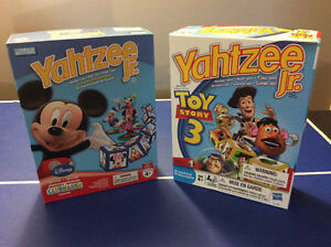 Mickey Mouse Clubhouse & Toy Story 3 Yahtzee Jr.