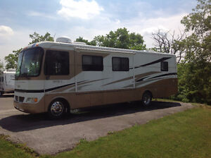 2005 HOLIDAY RAMBLER-ADMIRAL(CLASS A) Cambridge Kitchener Area image 1
