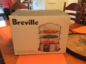 Breville Health Smart Steamer - Brand New