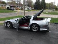 1984 Chevrolet Corvette Coupe (2 door)-MINT