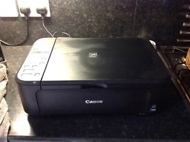 Canon mg3250 wireless printer/scanner