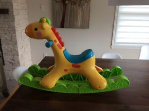 Girafe bascule