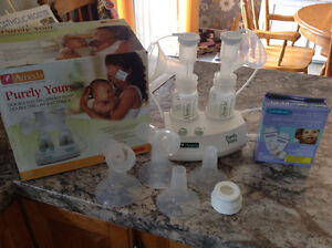 Ameda Pulely Yours Double Electric Breast Pump