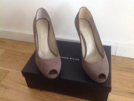 Karen Millen size 39 heel shoes
