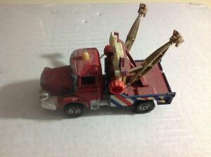 Old Vintage Corgi Major Berliet Tow Truck Wrecker