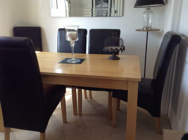 Table and chairs in stevenage hertfordshire gumtree