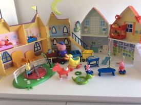 Peppa Pig bundle in good condition