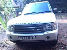 55 Range Rover Vogue SE 4.4 petrol automatic