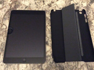 iPad Mini 2 w/case