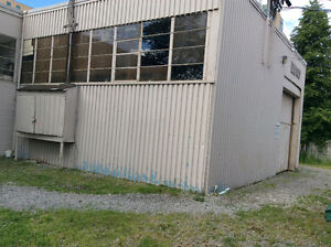 FACTORY/warehouse  5-15,000'for METALWORK or??RIchmond Hill,