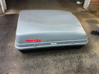 Karrite Voyager Car Top Carrier‎ Cargo Luggage Box