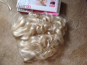 2 JESSICA SIMPSON Hairdo hair extensions Swedish Blonde R22