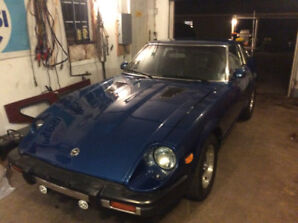 1980 Datsun Z-Series 280 ZX Coupe (2 door)