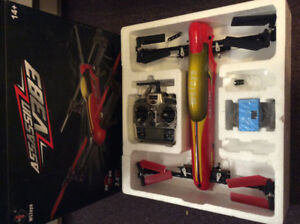 WLtoys V383 3D Flight 6 Axis Gyro 2.4GHz (quick sale)