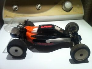 rc  1/10th AE factory team B4.2  buggy for sale