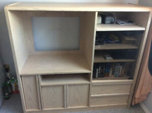 TV Wall Unit - Retro