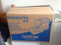 BROTHER embriodery machine