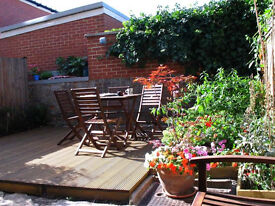 Stylish ground floor 2 bed flat with garden in Camberwell, SE5