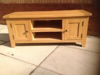 Solid oak to cabinet