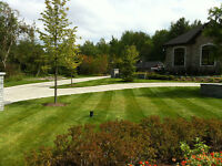 lawn care/gutter cleaning Chateauguay and Brossard