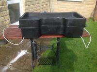 Quad Atv rear tool box / carrier