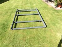 Roof rack for small van