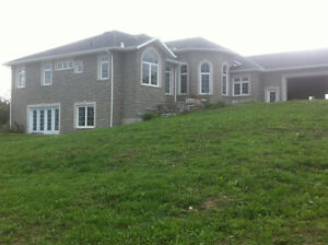 3000 sq ft custom home on 96 acres PICTURESQUE PRIVACY