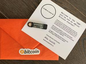 the Bitcoin starter kit