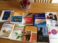 Financial/Accountancy Books