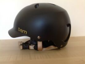 Bern 'Lennox' cycle/skate helmet - as new condition