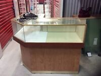 Jewelry counter