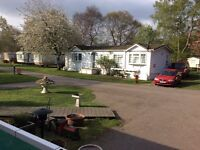 Long let of modern caravan fully equipped 2/3 bedroom restaurant and bar on our door