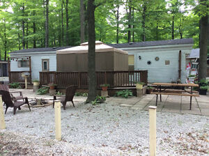 Mobile Home 12x55 One of the Largest in the Park, Full Furnished