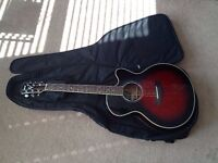 Yamaha Electric Acoustic CPX 700ii