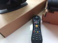 Virgin Media TV box, Modem and Controller