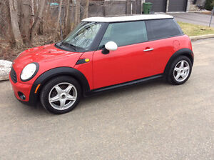 2007 MINI Cooper Classic AUTOMATIQUE