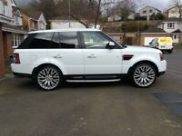 2012 RANGE ROVER SPORT LIMITED RED EDITION , 1 PREVIOUS OWNER 58,000 mls FULL SERVICE HISTORY
