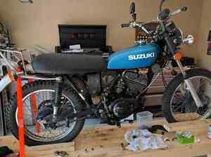 1976 Suzuki TS185