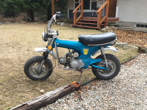 1972 Honda CT 70 for sale