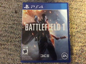 PS4: Battlefield 1 for $40 or Return to Arkham or Horizon Zero