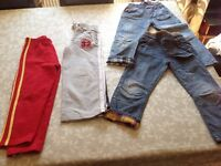 Boys trousers Age 4-5