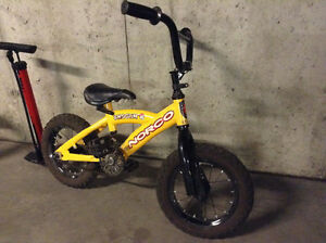 Child's Norco bicycle