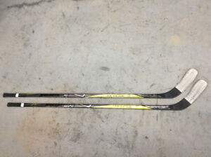 Intermediate Left Bauer 1S Stick - P88, 75 flex, 6 lie