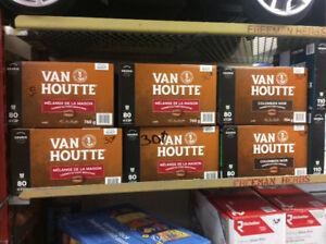 Boite 80 capsules K-cup Van Houtte