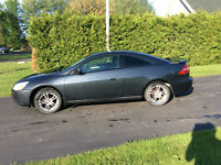 2005 Honda Accord lx Coupé (2 portes)