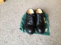 Black Nike Air Golf Shoes